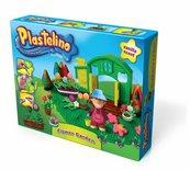 Plastelino - Zestaw ogród