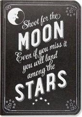 Notatnik mini Strzał do Księżyca