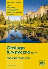 Obsługa turystyczna cz.IV Podstawy turystyki