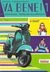 Va Bene! 1 Podręcznik + Ćwiczenia + płyta CD