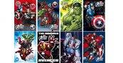Notes A7 Avengers (30szt) DERFORM
