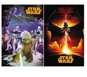 Notes A7 Star Wars (30szt) DERFORM