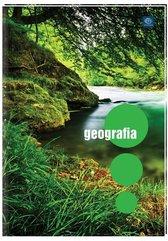 Brulion tematyczny A5/80K kratka Geografia (5szt)