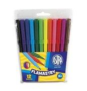 Flamastry 12 kolorów ASTRA