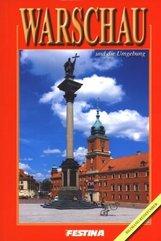 Warszawa i okolice mini - wersja niemiecka