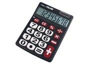 Kalkulator 8 pozycji duże klawisze MILAN