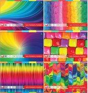 Blok rysunkowy kolorowy A4/20K (10szt)