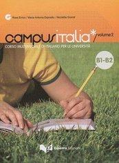 Campusitalia 2 podręcznik + ćwiczenia poziom B1-B2