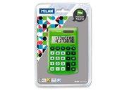 Kalkulator Pocket Touch zielony MILAN
