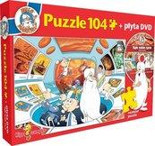 Było sobie życie - Centrum Dowodzenia - puzzle+DVD