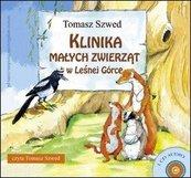 Klinika Małych Zwierząt w Leśnej Górce. Audiobook