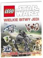 LEGO ® Star Wars ™ Wielkie bitwy Jedi