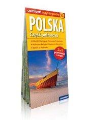 Comfort!map&guide XL Polska. Część północna 2w1