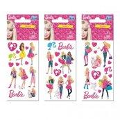 Naklejki Sticker BOO laser Barbie mix