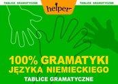 100% Gramatyki j.niemieckiego Tablice KRAM