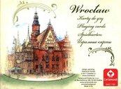 Zestaw kart Akwarele Wrocław 2x55