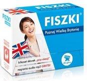 Angielski. Fiszki - Poznaj Wielką Brytanię w.2013