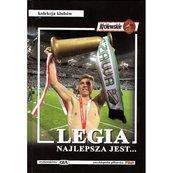 Kolekcja klubów. Legia najlepsza jest...