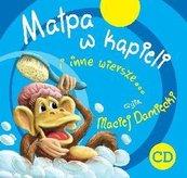 Małpa w kąpieli i inne wiersze...CD MP3