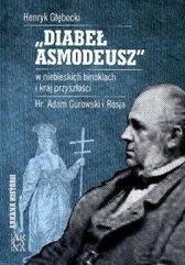 Diabeł Asmodeusz w niebieskich binoklach i kraj...