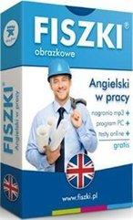 Angielski. Fiszki obrazkowe - W pracy