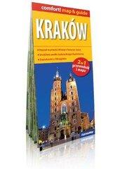 Comfort!map&guide Kraków 2w1 plan miasta
