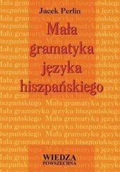 Mała gramatyka języka hiszpańskiego