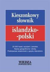 Kieszonkowy słownik islandzko-polski