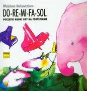 Do-re-mi-fa-sol. Początki nauki gry na fortepianie