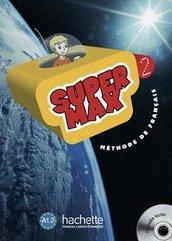 Super Max 2 podręcznik + CD HACHETTE