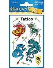 Tatuaże - smoki