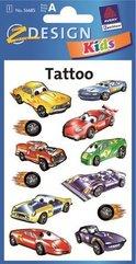 Tatuaże - Samochody