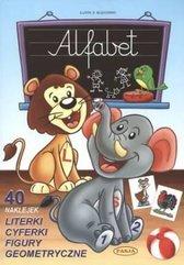 Alfabet. 40 naklejek PASJA