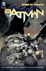 Batman T.1 Trybunał Sów