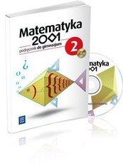 Matematyka GIM 2001 2 podr. w.2012 WSiP