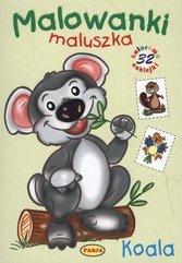 Malowanki maluszka - Koala PASJA