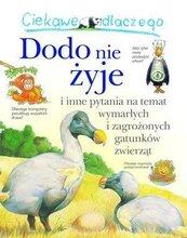 Ciekawe dlaczego - Dodo nie żyje