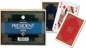Karty do gry Piatnik 2 talie President