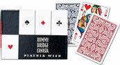 Karty do gry Piatnik 2 talie Wiedeńskie