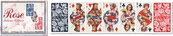 Karty do gry Piatnik 2 talie pasjansowe Kwiaty