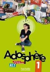 Adosphere 1 podręcznik+CD HACHETTE