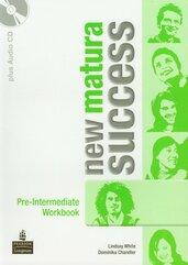 New Matura Success Pre-Intermediate Workbook + CD