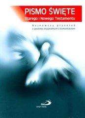 Pismo Święte Starego i Nowego Testamentu duże