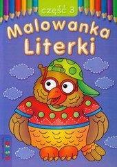 Malowanka - Literki cz. 3 LITERKA