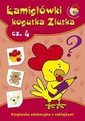 Łamigłówki kogutka Ziutka 4