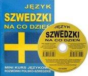 J. Szwedzki na co dzień. Mini kurs jęz. CD gratis