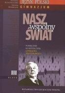 Język Polski GIM 3 Kształ. Kulturowe podr WIKING