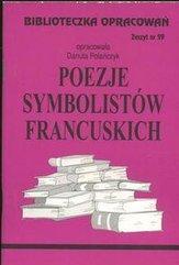 Biblioteczka opracowań nr 059 Poezje franc.