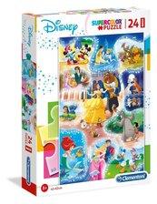 Puzzle 24 Maxi Super Kolor Dance Time