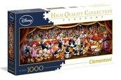 Puzzle 1000 Panorama Disney Orchestra